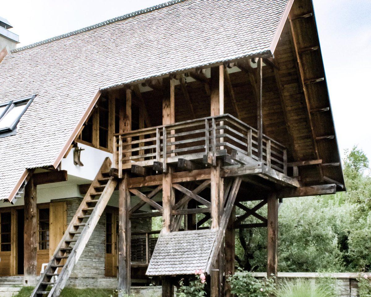 Maison Simion / Simion Residence